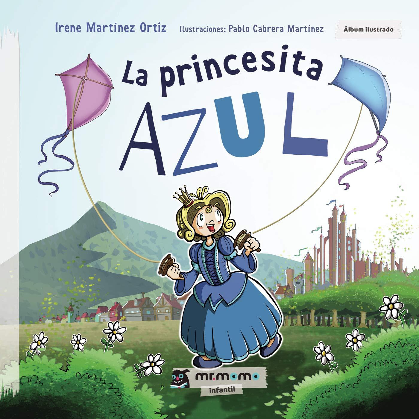 La princesita azul