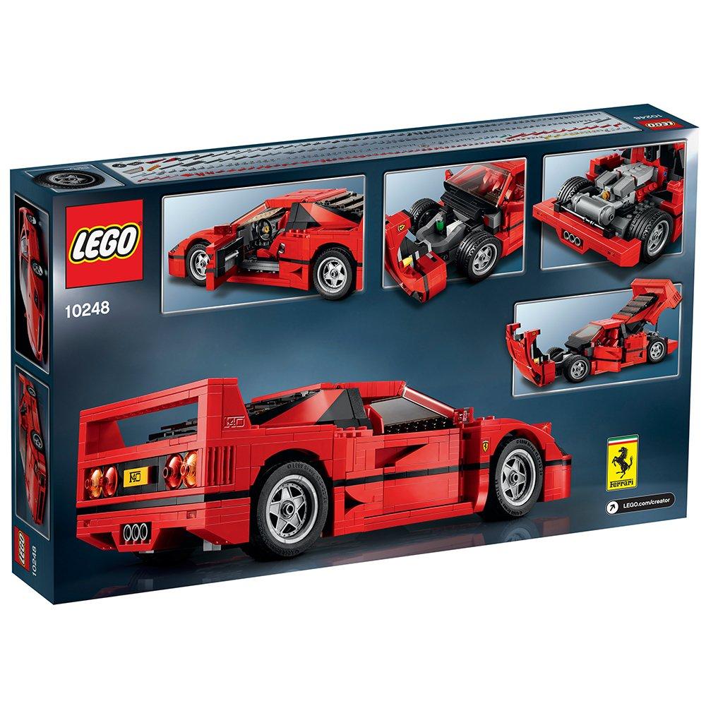 LEGO Expert Ferrari F40