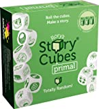 The Creativity Hub RSC30 Rory's Story Cubes Primal, Multicoloured