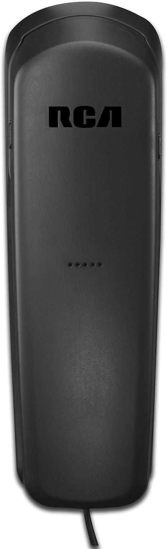 RCA 1103-1BKGA Slim-Line Corded Phone