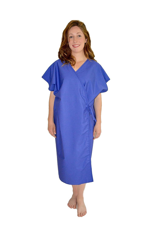 Amazon.com: Health Gear - Open Front Kimono Mammography Exam Imaging ...