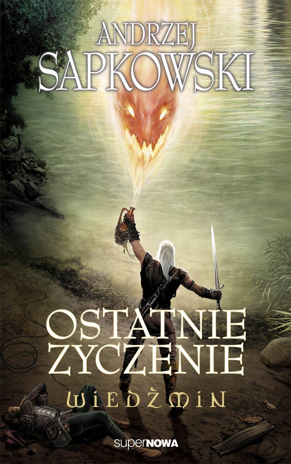 Wiedzmin Ostatnie zyczenie: Amazon.de: Andrzej Sapkowski ...