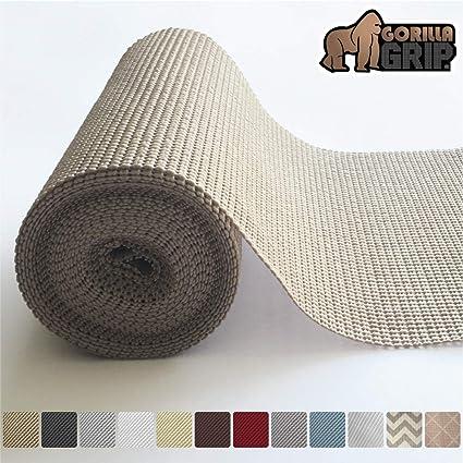 Gorilla Grip Original Drawer and Shelf Liner, Non Adhesive Roll (17.5\