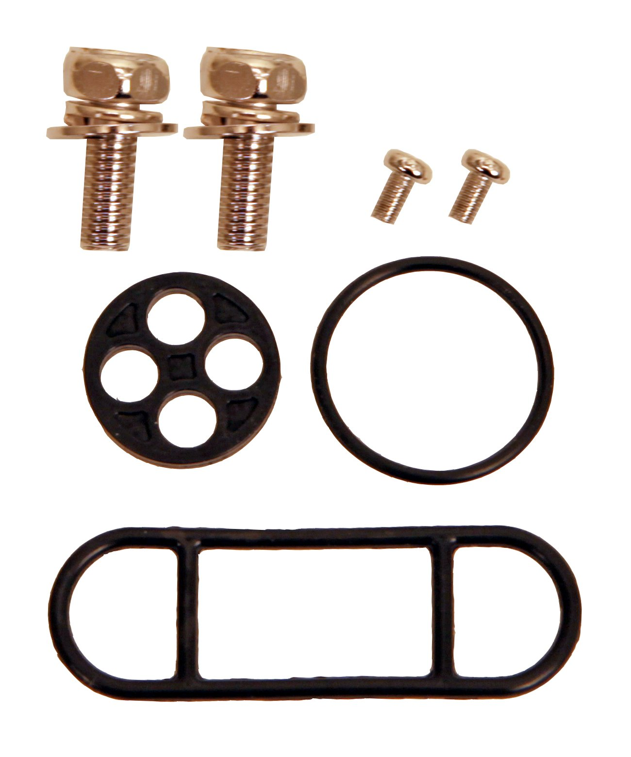 Outlaw Racing OR2610 Fuel Petcock Valve Shut Off Repair Rebuild Kit KDX200/220