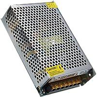 Rishil World AC110V-220V to DC12V 8.5A 96W Switch Power Supply LED Driver Adapter Strip Light Transformers