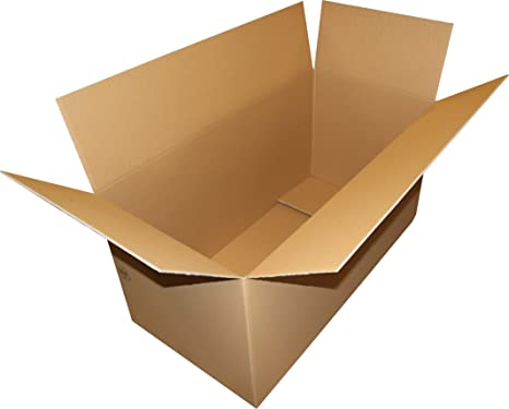 20 St 1000x600x600 Karton Faltkartons Versandkarton 100x60x60 2-wellig DHL NEU
