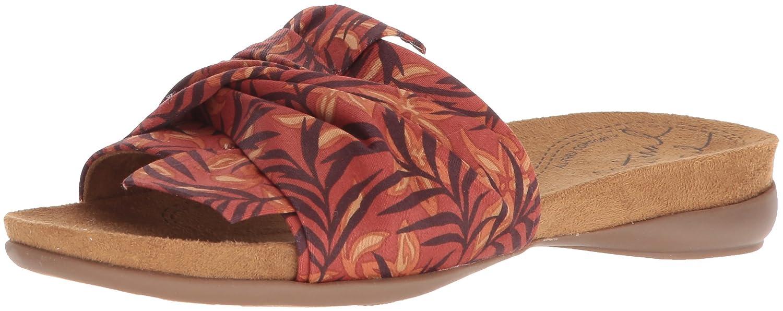 NATURAL SOUL Women's Adalia Slide Sandal B0788D577B 10 M US|Sunset