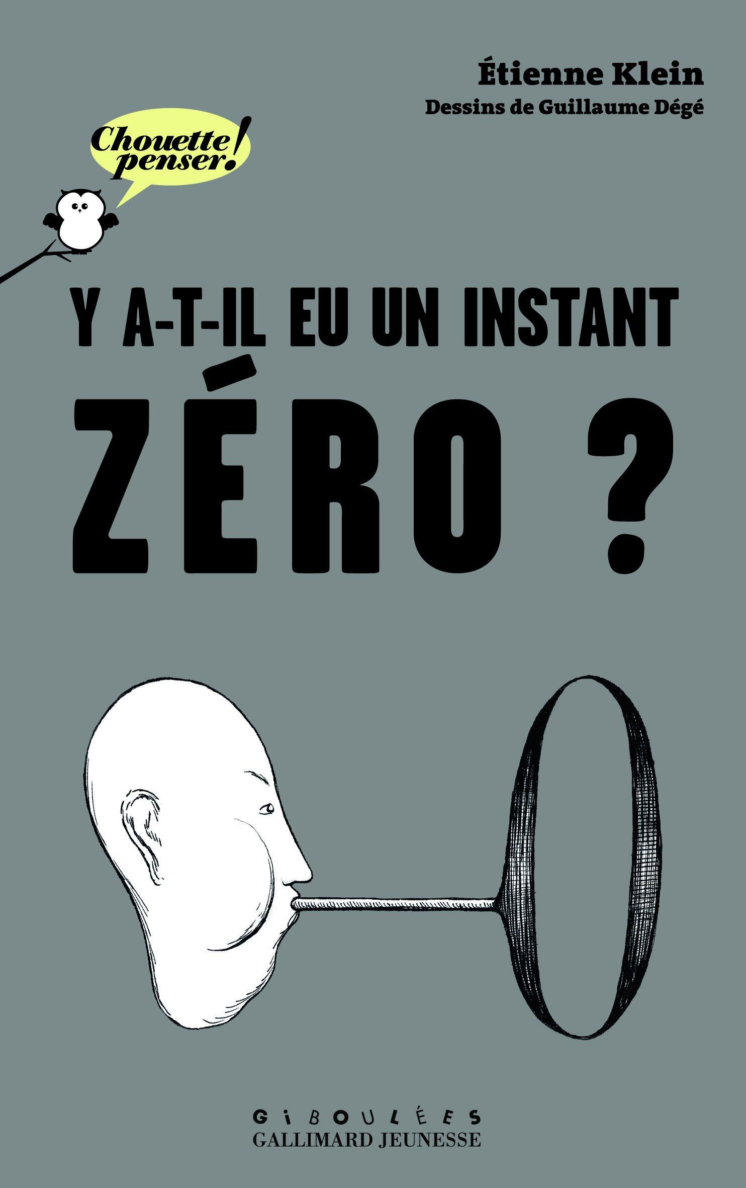 Amazon.in: Buy Y a-t-il eu un instant zéro ? Book Online at Low Prices in  India | Y a-t-il eu un instant zéro ? Reviews & Ratings