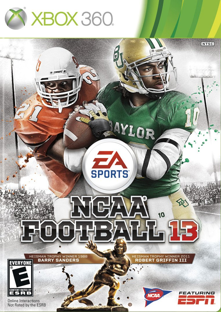 NCAA Football 13 - Xbox 360