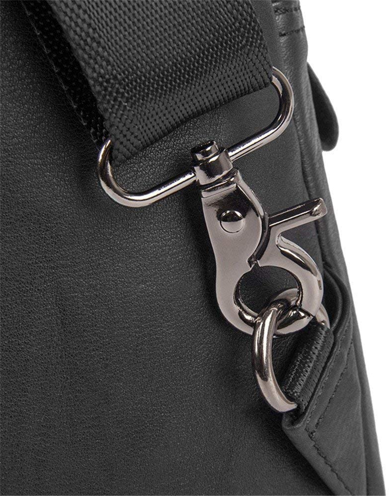 Climb Backpack Genuine Leather Sling Shoulder Cross Body Bag Chest Bags Travel Backpack Cycling Camping Hiking Gym Outdoor Leisure,Portable Comfortable,