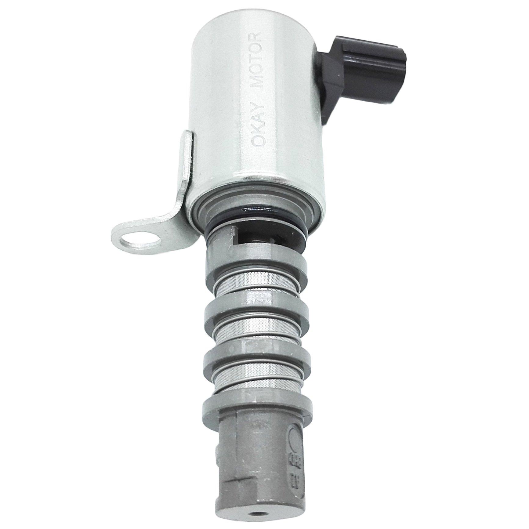OKAY MOTOR VTC Oil Control Valve Variable Timing Solenoid for Honda Civic CRV Acura TSX