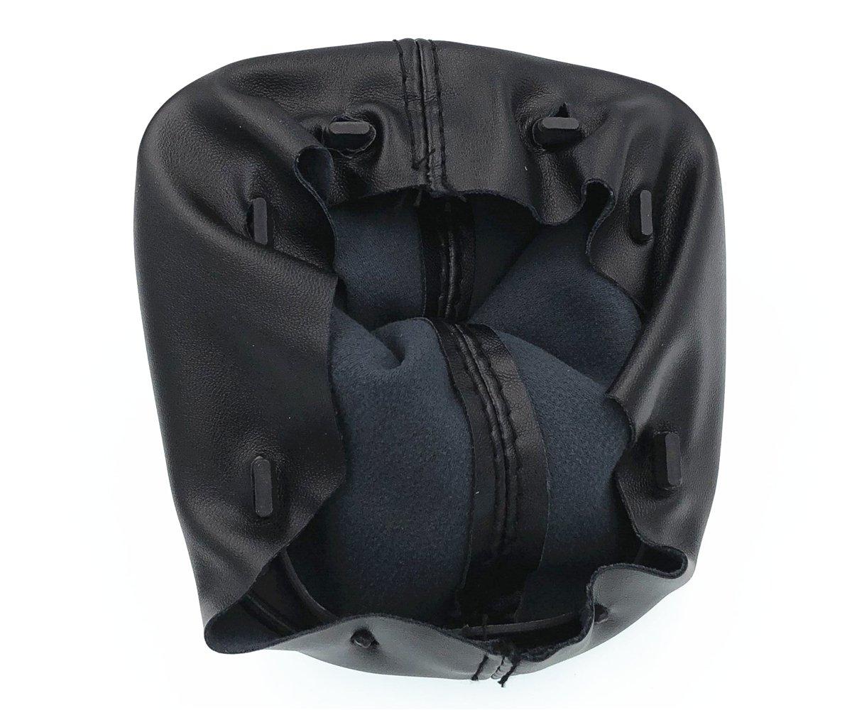 Amazon.com: HZTWFC Gear Stick Shift Knob handle Fabric Gear Shift Knob 5 Speed Compatible for Citroen C2 C4 Picasso - Peugeot 206 306 307 308 3008: ...