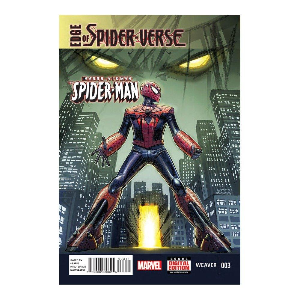 Read Online Edge of Spider-verse #3 (Of 5) ebook