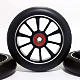 Z-FIRST Replacement 110mm Pro Scooter Wheel with