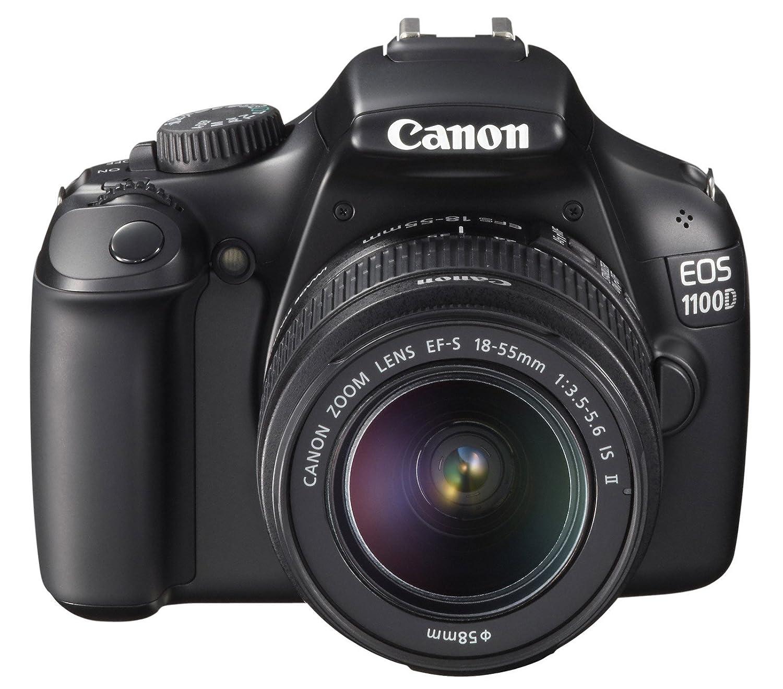 Canon EOS 1100D SLR Digitalkamera 2 7 Zoll Kit II inkl Amazon Kamera