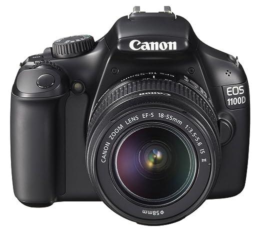 583 opinioni per Canon EOS 1100D Fotocamera Digitale Reflex 12 Megapixel con Obiettivo EF-S