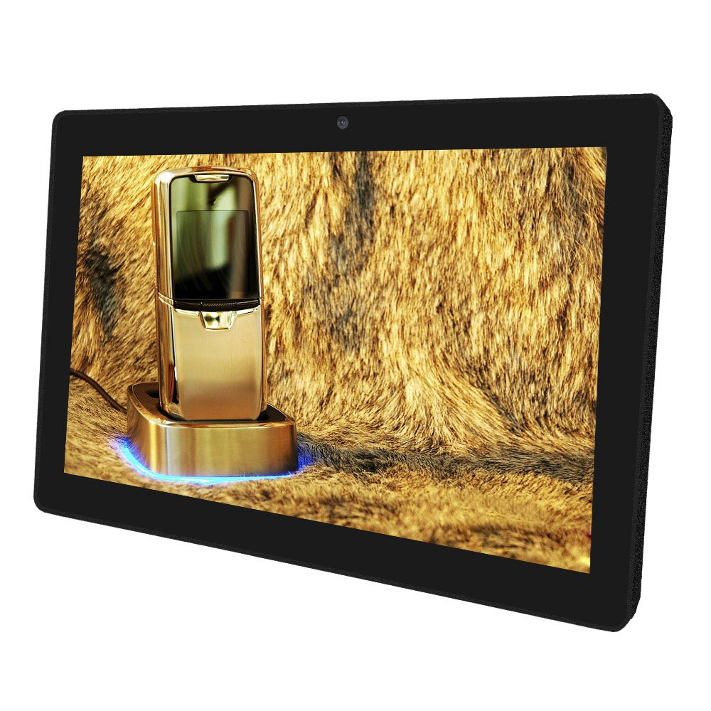 15.6'' HD LCD Android 4.4 Commercial Advertising Screen Display