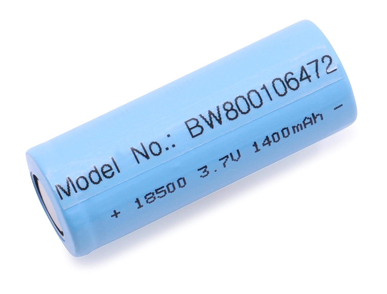 Acumuladores litio industriales UR-18500F Li-Ion FT 3.7V 1500mAh Sanyo