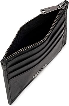 Frauen Männer Brieftaschen Geldbörse Reißverschluss Mini Dünne Für Geld Karte