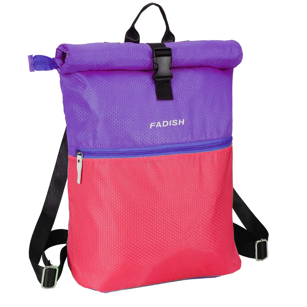 b0ce09267d Caeser Archy Swim Bag 2 In 1 Dry and Wet Clothes Separators Swimming Bag  Outdoor School Gym Sports Bag Unisex Storage Bags for Adults and Kids E- ...