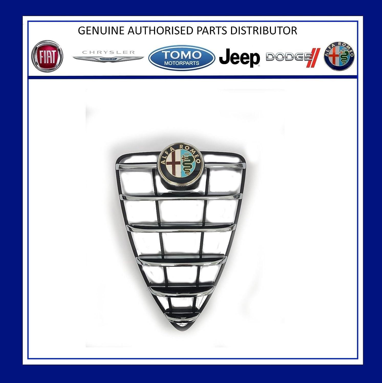 156100201 New Genuine Alfa Mito 2008-2013 Radiator//Bumper Grille And Badge