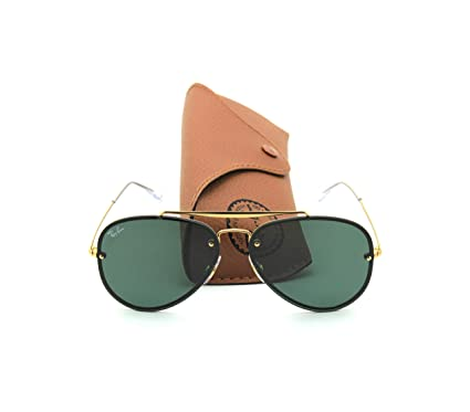 234c07bd6dda7 Amazon.com  Ray-Ban RB3584N BLAZE AVIATOR Sunglasses 905071