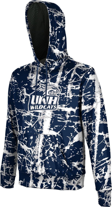 Distressed ProSphere University of New Hampshire Boys Hoodie Sweatshirt