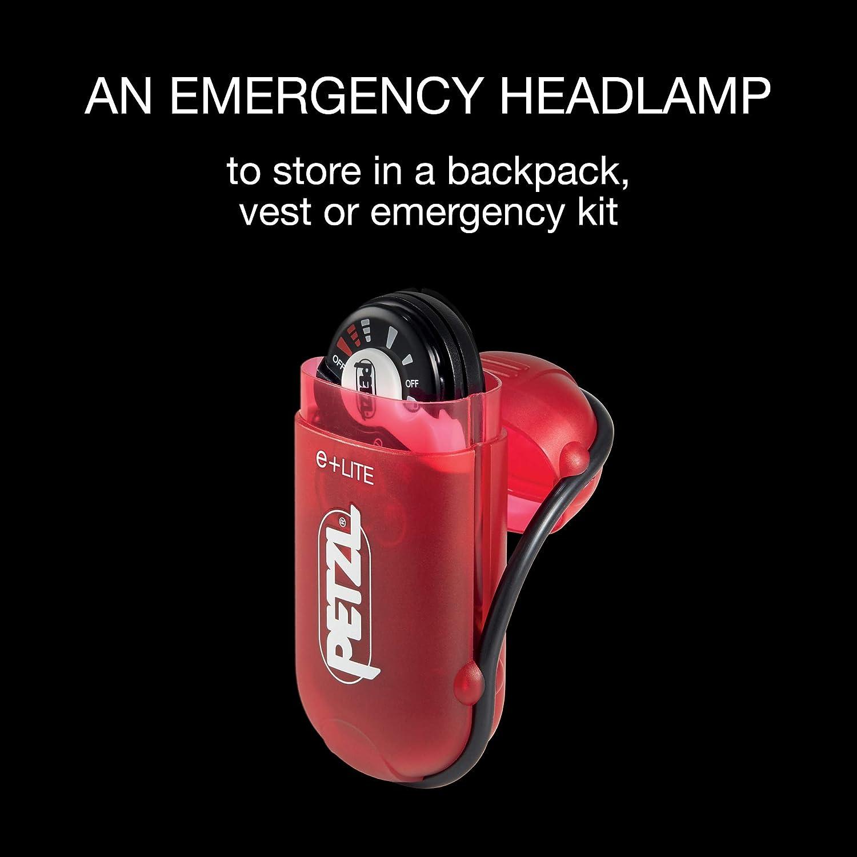 Lite Front Emergency Lamp for sale online Petzl E