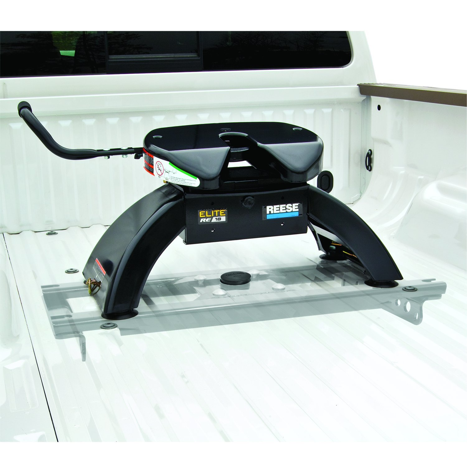 Reese Elite 30142 Fifth Wheel 18000 Lb Load Capacity And 90 Degree Wiring Harness Adapter 5097410 Automotive