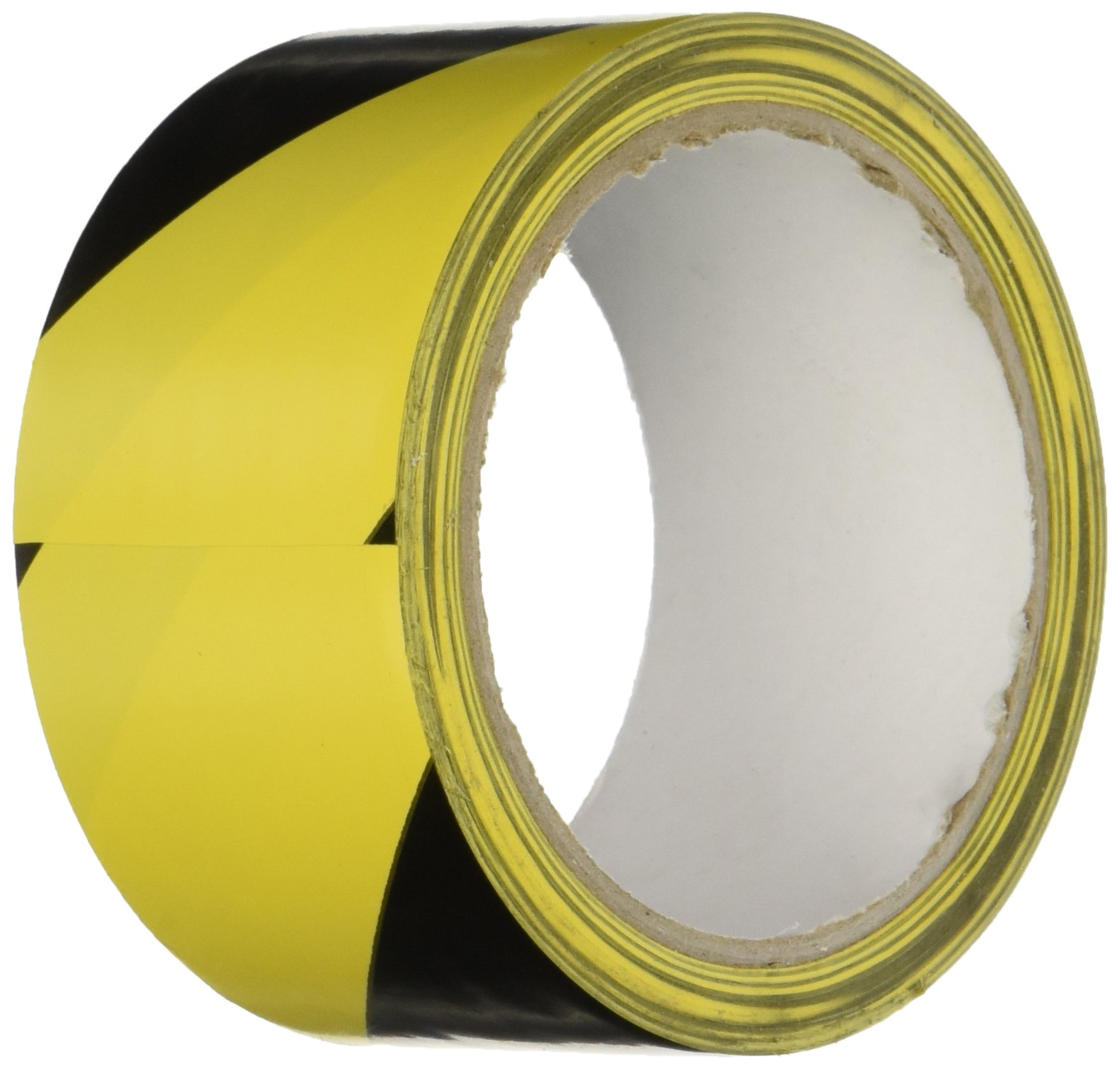 IRWIN Tools Floor Tape, Yellow / Black, 2-inch by 54-foot (2034300)