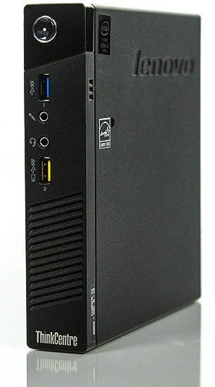 Lenovo ThinkCentre M93p USDT Tiny Quad Core i5-4590T - Ordenador ...