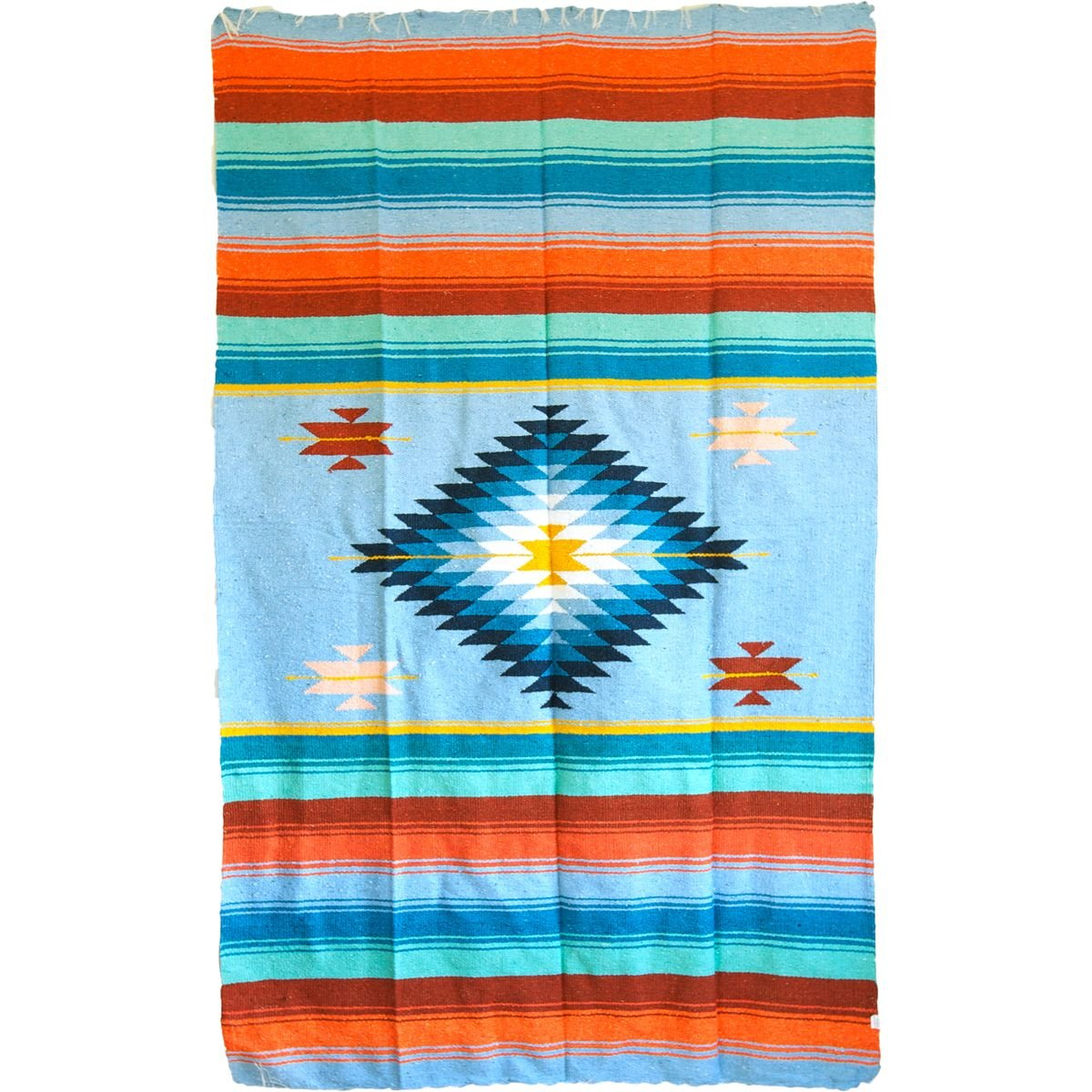 (One Size, Yellow Blue) - Nipomo Tierra Blanket Yellow Blue, One Size B079T5KPGC  イエローブルー One Size