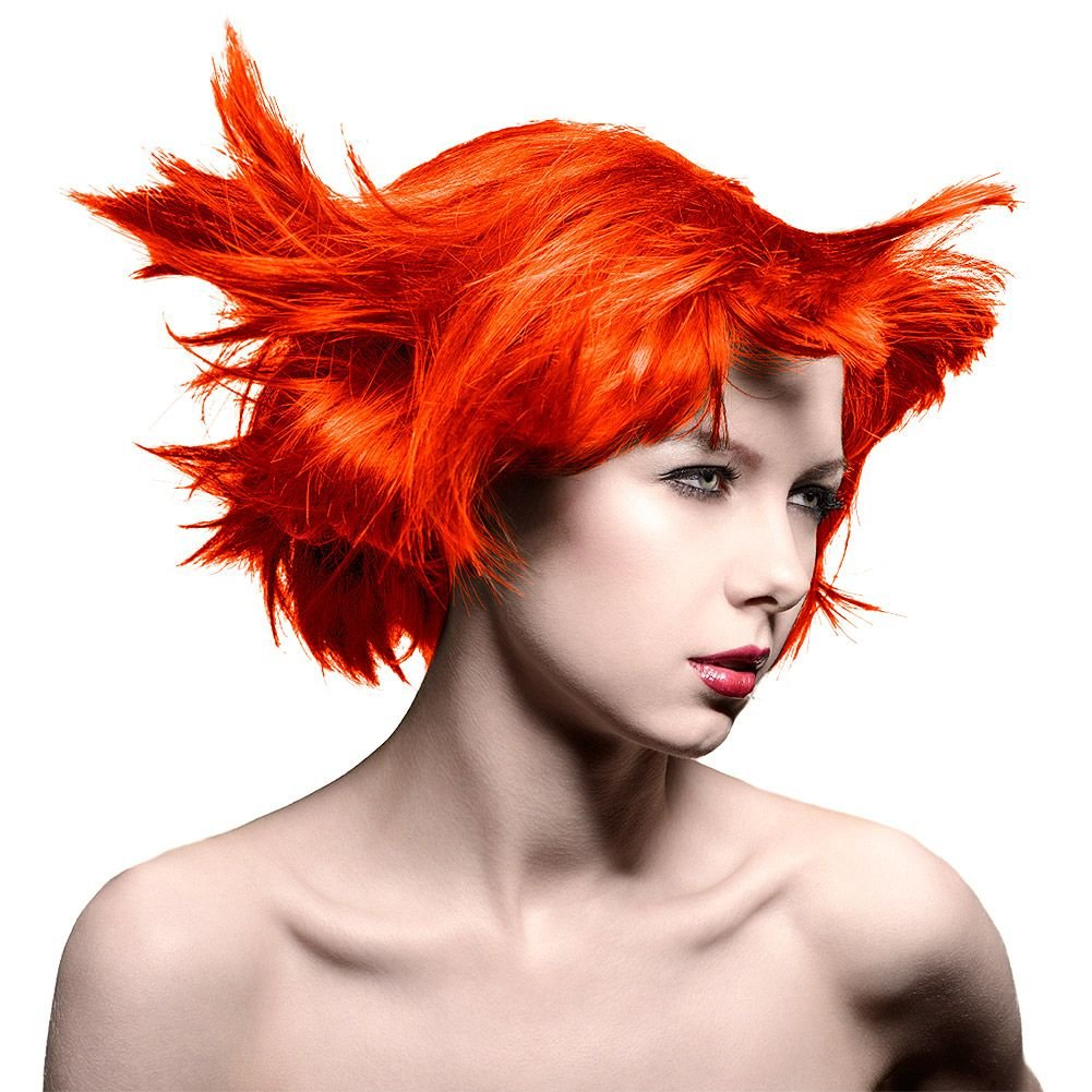 MANIC PANIC CLASSIC Electric Lava Semi-Permanent Hair Colour