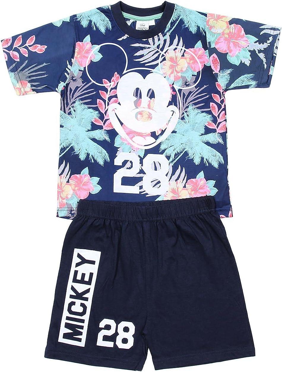 Primark Mädchen Pyjama Schlafanzug Disney Mickey Mouse (11