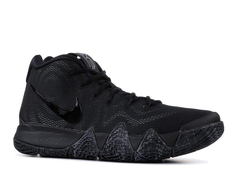 low priced e7da6 67947 Amazon.com   Nike Men s Kyrie 4 Basketball Shoes (11, Black Black)    Basketball