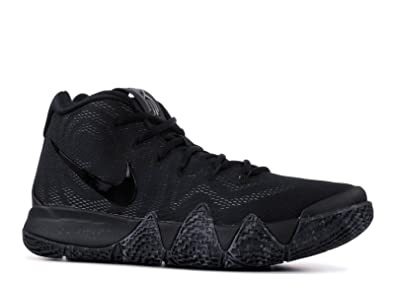 best cheap 0944e 9c32c Image Unavailable. Image not available for. Color Nike Mens Kyrie 4 Basketball  Shoes (11, BlackBlack)