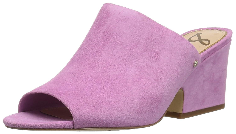 Sam Edelman Women's Rheta Wedge Sandal B073DQLBLK 5 B(M) US|Fiji Pink