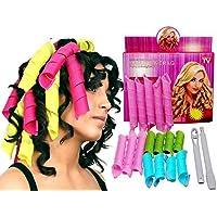 18 x Twist Style Hair Rollers Twist Stick Hair Styler DIY Fashion Curly Hair Maker Curler