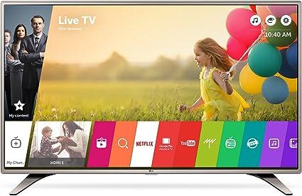LG 43LH615V, TV LCD 108 cm (43 pulgadas): Amazon.es: Electrónica
