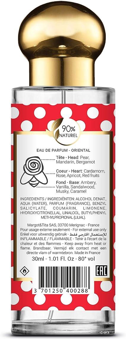 Margot & Tita Agua de perfume (30 ml): Amazon.es: Belleza