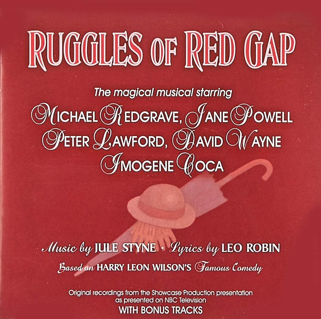 Ruggles of Red Gap: Powell, Redgrave: Amazon.es: Música