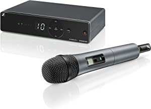 Sennheiser XSW 1-825-A Vocal Wireless Microphone, A Range 548-572 MHz