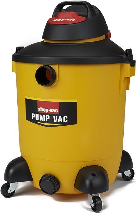 SHOP VAC 5821400 Pro pump vacuum
