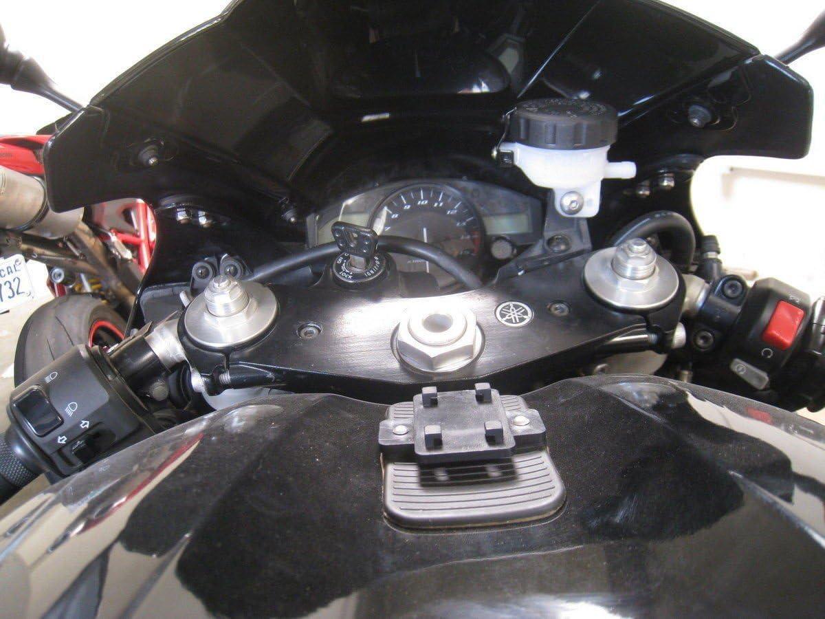 SYUU Motorcycle Front Brake Master Cylinder Brake Pump Tank Oil Cup Fluid Bottle Reservoir w//Bracket For Suzuki GSXR 600 GSXR 750 GSXR 1000 2006 2007 2008 2009 2010 up