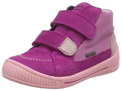 gute Qualität Brandneu verschiedene Stile Superfit Baby Mädchen COOLY SURROUND Sneaker, Pink (DAHLIA KOMBI 74), 24 EU