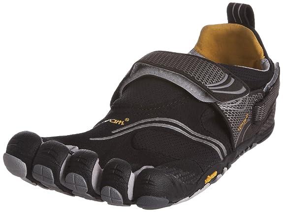 Vibram Fivefingers Escarpines Fitness M3685 KMD Sport Negro/Plata/Gris EU 40: Amazon.es: Zapatos y complementos