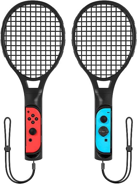 StarPlayer Nintendo Switch Raqueta de tenis Joy-Con Controller ...