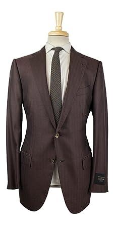 ed27ee6db66b9 Amazon.com: ERMENEGILDO ZEGNA COUTURE Cashmere 2 Button Sport Coat ...