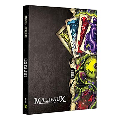 Malifaux Core Rulebook 3rd Edition: Toys & Games