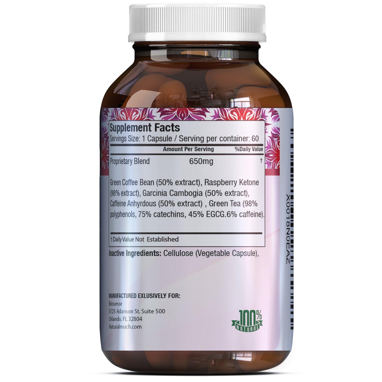 Weight loss herb pills